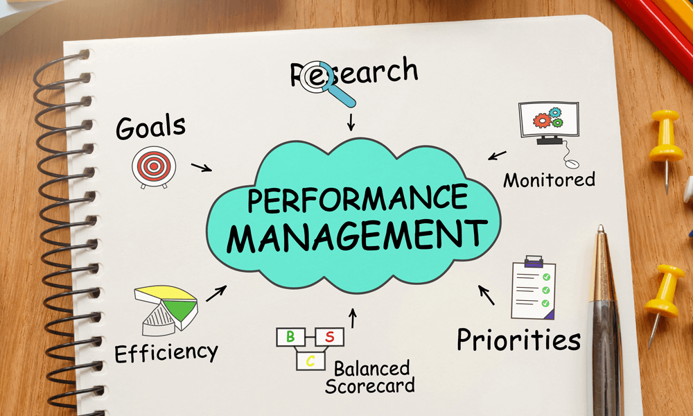 5 Steps to Effective Performance Management