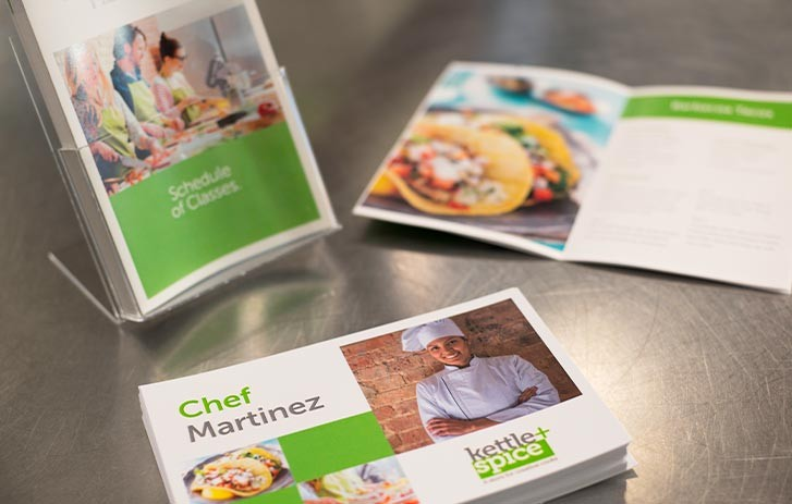 Five Benefits of Using Custom Brochures for Marketing